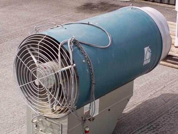 Blow Heater 25600