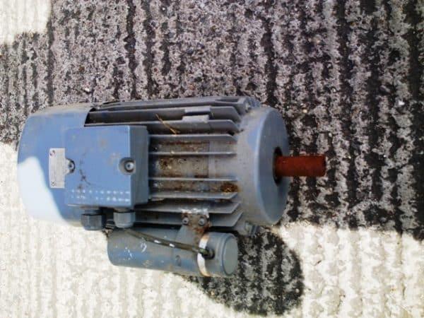 Electrum Shaft Motor